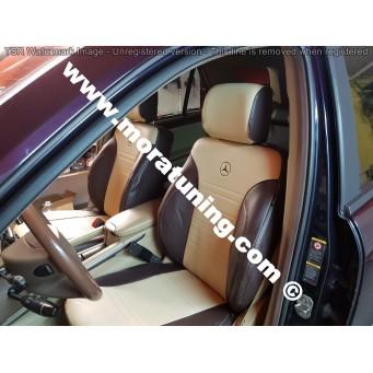 Fundas a medida asientos Mercedes
