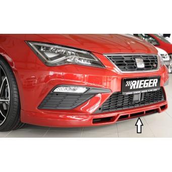 Rieger splitter Seat Leon Cupra (5F)