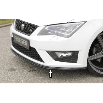 Rieger front splitter Seat Leon Cupra (5F)