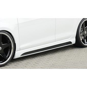 Rieger side skirt Seat Leon Cupra (5F)