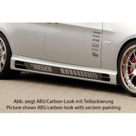 Rieger side skirt BMW 3-series E90