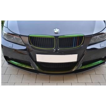 carbon splitter for BMW 3-series E90/E91 BMW 3-series E90