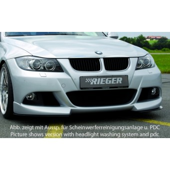 Rieger front bumper   BMW 3-series E91