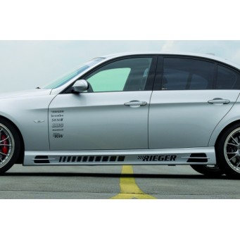 Rieger side skirt BMW 3-series E91