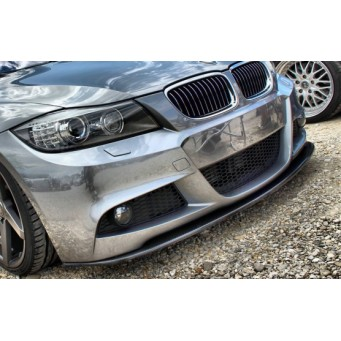 carbon splitter for BMW 3-series E90/E91 BMW 3-series E91