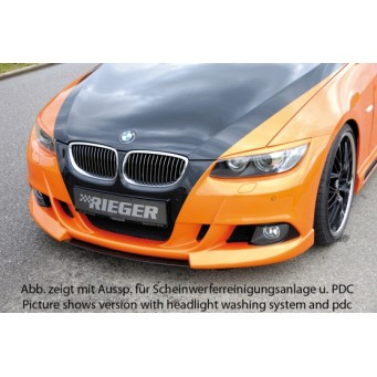 Rieger front bumper   BMW 3-series E92