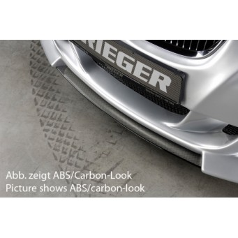 Rieger splitter   BMW 3-series E92