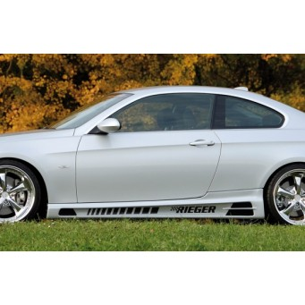 Rieger side skirt   BMW 3-series E92