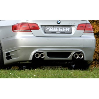 Rieger rear skirt extension   BMW 3-series E92