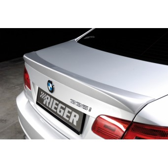 Rieger rear flap spoiler   BMW 3-series E92
