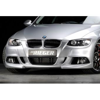Rieger front bumper   BMW 3-series E93