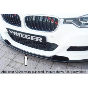 Rieger splitter BMW 3-series F30  (3L)