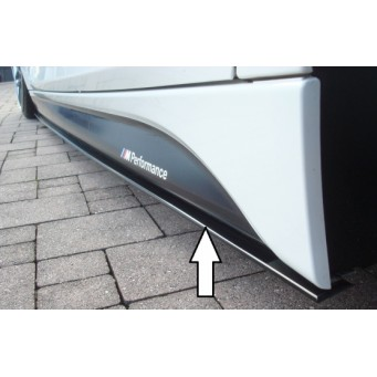 Rieger side skirt extension BMW 3-series F31  (3K/3K-N1)