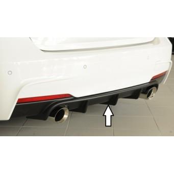 Rieger rear skirt insert BMW 3-series F31  (3K/3K-N1)