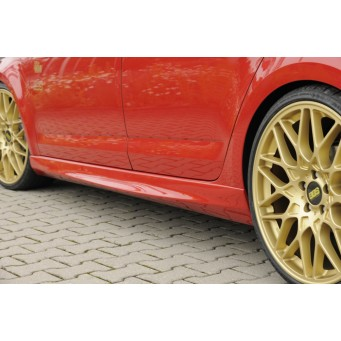 Rieger side skirt Skoda Octavia (5E)
