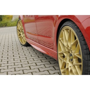 Rieger side skirt Skoda Octavia RS (5E)