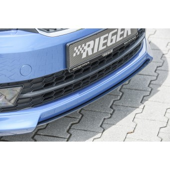 Rieger splitter Skoda Rapid (NH)