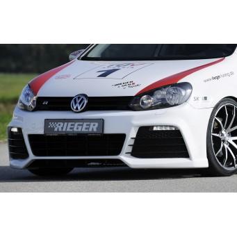 Rieger front bumper   VW Golf 6