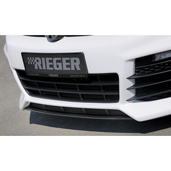 Rieger splitter VW Golf 6