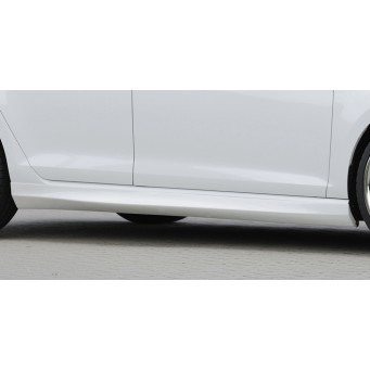 Rieger side skirt VW Golf 6 GTI