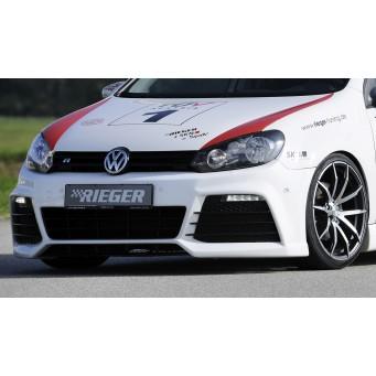 Rieger front bumper   VW Golf 6 GTI