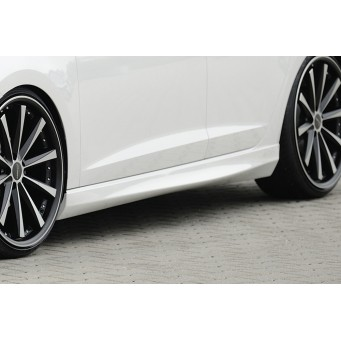 Rieger side skirt VW Golf 7 GTD