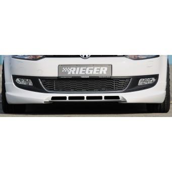 Rieger front spoiler lip VW Polo 6 (6R)