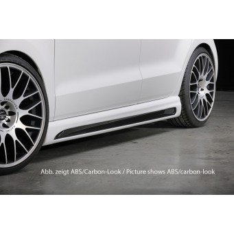 Rieger side skirt VW Polo 6 GTI (6R)