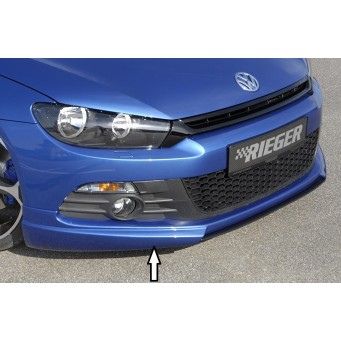 Rieger front spoiler lip VW Scirocco 3 (13)
