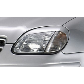 Rieger eye brows   Mercedes SLK (R170)