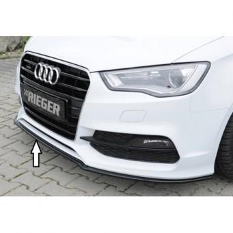 Rieger front splitter Audi A3 (8V)