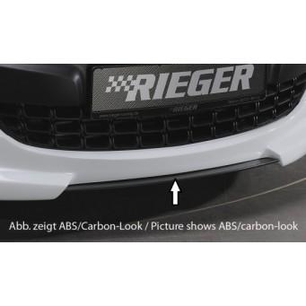 Rieger splitter Opel Corsa D