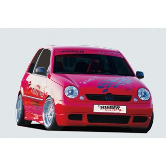 Rieger front spoiler extension   VW Lupo (6X)
