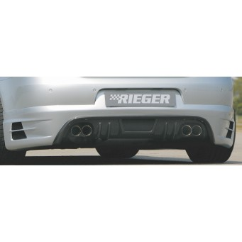 Rieger exhaust silencer, left/right, type 24 VW Eos (1F)