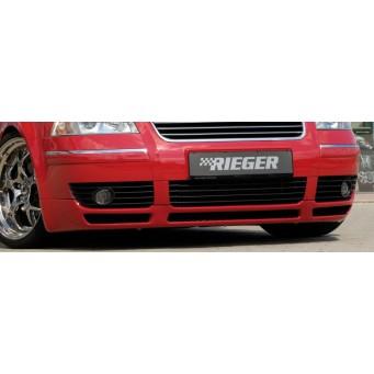 Rieger front spoiler lip   VW Passat (3BG)