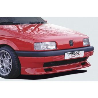 Rieger Spoilerlippe GTS  2 Wahl leichte Kratzer VW Passat (35i)