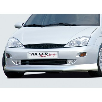 Rieger front spoiler lip   Ford Focus 1