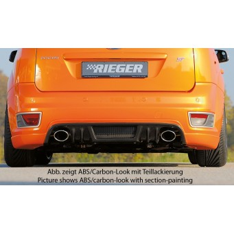 Rieger rear skirt extension   Ford Focus 2 ST