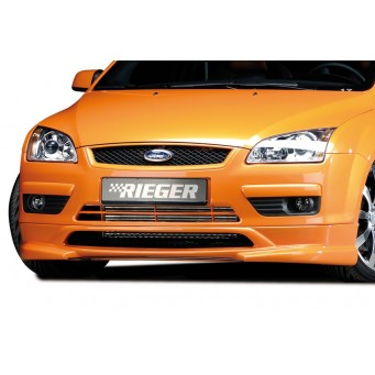 Rieger front spoiler lip   Ford Focus 2