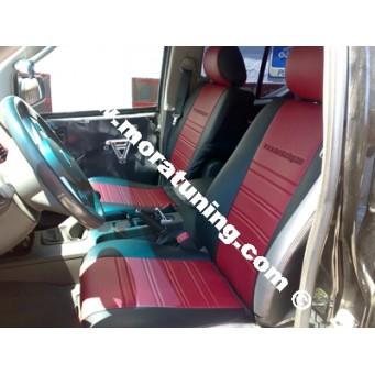 Funda a medida asientos Nissan