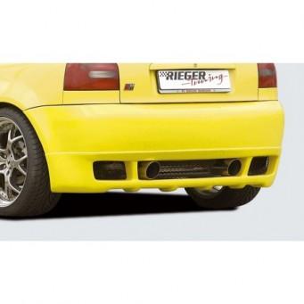 Rieger rear skirt   Audi A3 S3 (8L)
