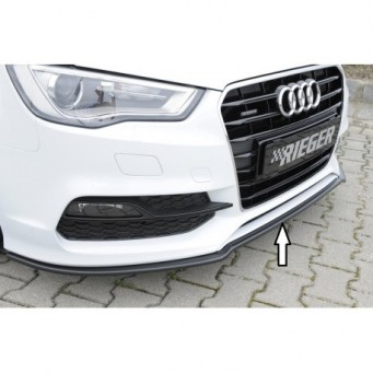 Rieger front splitter Audi A3 S3 (8V)