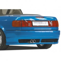 Rieger rear skirt extension   Audi 80 Type 89