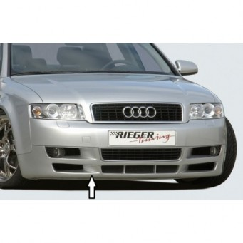 Rieger front spoiler extension   Audi A4 (8E) type B6