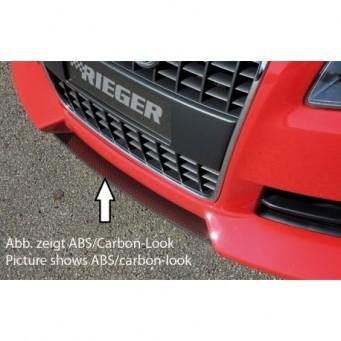 Rieger splitter S-Line  Audi A4 (8E) type B7