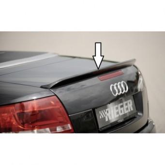 Rieger rear flap spoiler   Audi A4 (8H)