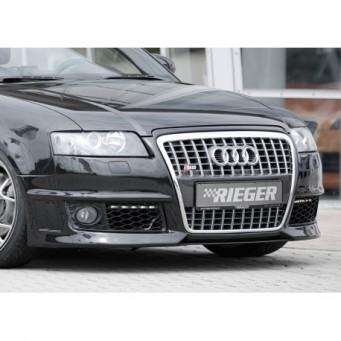 Rieger front bumper new Design  Audi A4 (8H)