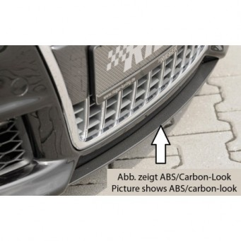 Rieger splitter   Audi A4 (8H)