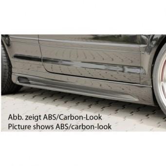 Rieger side skirt Audi A4 (8H)