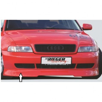 Rieger front spoiler lip Audi A4 (B5)